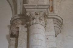 Eglise - Intérieur de l'église Saint-Jean-Baptiste de Chaource (10).