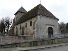 Eglise - Français:   Église Saint-Pierre-aux-Liens, 10390 Clérey