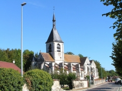 Eglise - This building is indexed in the Base Mérimée, a database of architectural heritage maintained by the French Ministry of Culture,under the reference PA00078097 .