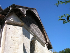 Eglise Saint-Amand - This building is indexed in the Base Mérimée, a database of architectural heritage maintained by the French Ministry of Culture,under the reference PA00078100 .