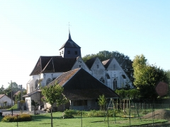 Eglise de l'Assomption - This building is indexed in the Base Mérimée, a database of architectural heritage maintained by the French Ministry of Culture, under the reference PA00078121 .