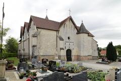 Eglise Saint-Julien - Nederlands: Luyères (departement Aube, Frankrijk): de Sint-Julianuskerk