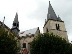 Eglise Saint-Maclou - Français:   Église Saint-Maclou de Bar-sur-Aube