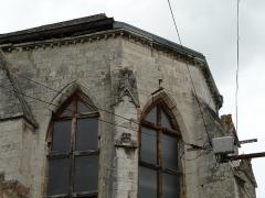 Eglise Saint-Maclou - Français:   Église Saint-Maclou de Bar-sur-Aube: chevet (détail)
