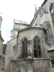 Eglise Saint-Maclou - Français:   Église Saint-Maclou de Bar-sur-Aube: chapelle (détail)