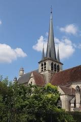 Eglise Saint-Pierre-ès-Liens de Riceys-Bas - Église Saint-Pierre-ès-Liens de Riceys-Bas (10). Extérieur.