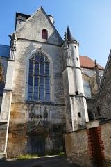 Eglise Saint-Jean Baptiste de Ricey-Haute-Rive - L'église Saint-Jean-Baptiste de Ricey-Haute-Rive aux Riceys (Aube, Champagne-Ardenne, France).