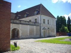 Abbaye Saint-Martin-ès-Aires - Français:   Ancienne abbaye Saint-Martin-ès-Aires de Troyes (Aube, France)