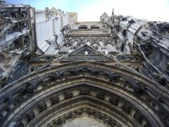 Cathédrale Saint-Pierre Saint-Paul - Cathédrale Saint-Pierre-et-Saint Paul de Troyes (Aube, France): tour