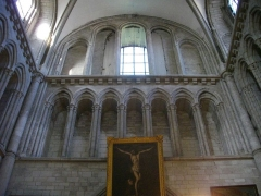 Eglise de la Madeleine et ancien cimetière - Français:   Église de la Madeleine de Troyes (Aube, France)