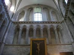 Eglise de la Madeleine et ancien cimetière - Église de la Madeleine de Troyes (Aube, France)