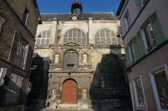 Eglise Saint-Nicolas - Eglise vue coté abside (nord-est)