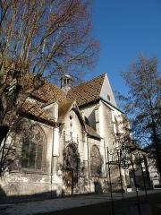 Eglise Saint-Nizier -  Église de Saint-Nizier de Troyes