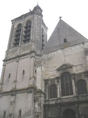 Eglise Saint-Nizier -  Troyes - St. Nizier Church