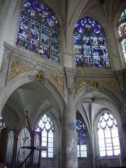 Eglise Saint-Nizier - Église Saint-Nizier de Troyes (Aube, France)