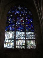 Eglise Saint-Nizier - Français:   Église Saint-Nizier de Troyes (Aube, France): Arbre de Jessé