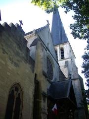 Eglise Saint-Rémy - Français:   Église Saint-Rémy de Troyes (Aube, France)