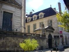 Hôtel-Dieu - Français:   Hôtel-Dieu de Troyes (Aube,  France), Cité du vitrail