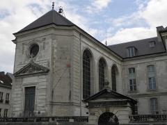 Hôtel-Dieu - Français:   Chapelle de l\'Hôtel-Dieu de Troyes (10).