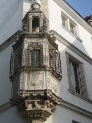 Hôtel de Marisy - This building is classé au titre des monuments historiques de la France. It is indexed in the base Mérimée, a database of architectural heritage maintained by the French Ministry of Culture,under the reference PA00078267 .