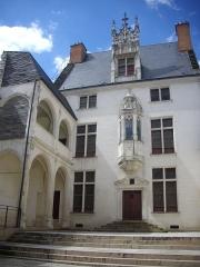 Hôtel des Ursins - Français:   Hôtel Juvénal des Ursins, à Troyes (Aube, France)
