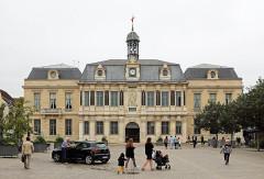 Hôtel de ville - Nederlands: Troyes (departement Aube, Frankrijk): Stadhuis