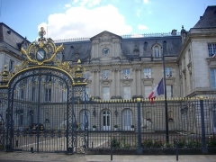 Préfecture de l'Aube (Hôtel de Département) - Français:   Hôtel de préfecture de l\'Aube à Troyes (Aube, France)