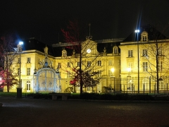 Préfecture de l'Aube (Hôtel de Département) - Français:   Hôtel de préfecture de l\'Aube (Inscrit)