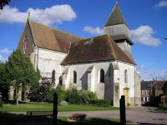 Eglise de l'Assomption de la Vierge - Deutsch:   Kirche Notre Dame von Villemaur-sur Vanne