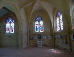 Eglise Saint-Jacques-le-Majeur, à Dival - Français:   Église Saint-Jacques-le-Majeur de Villenauxe-la-Grande. (Aube, région Champagne-Ardenne).
