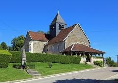 Eglise Saint-Pierre et Saint-Paul - Nederlands: Vauchonvilliers (departement Aube, Frankrijk): de Sint-Petrus-en-Pauluskerk