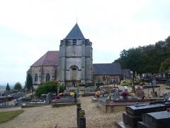 Eglise Saint-Ferréol - Français:   La Saulsotte (Aube, France); église