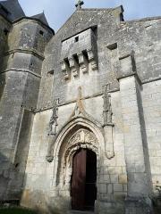 Eglise - Français:   Église Saint-Remy d\'Aouste