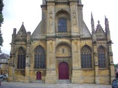 Basilique Notre-Dame de l'Espérance - Français:   Basilique Notre-Dame-d\'Espérance de Charleville-Mézières (Ardennes, France), façade occidentale