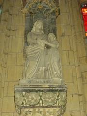 Basilique Notre-Dame de l'Espérance - Français:   Basilique Notre-Dame-d\'Espérance de Charleville-Mézières (Ardennes, France), Éducation de la Vierge