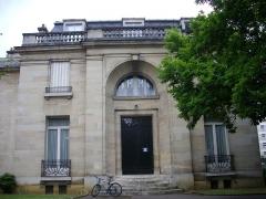 Maison de l'Ardenne, ancienne maison Blairon - Français:   Maison de l\'Ardenne à Charleville-Mézières (Ardennes, France)