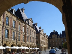 Place Ducale - English: Place Ducale Charleville