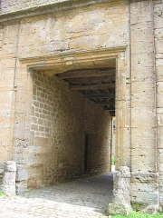 Château - Français:   Château de la commune de L\'Echelle, en Ardennes, (France)