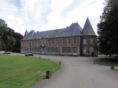 Abbaye de Sept-Fontaines - English: Fagnon (Ardennes) Abbaye Notre-Dame de Sept-Fontaines (1)
