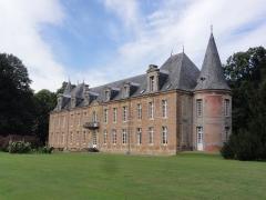 Abbaye de Sept-Fontaines - English: Fagnon (Ardennes) Abbaye Notre-Dame de Sept-Fontaines (2)