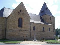 Eglise de Cliron - Français:   L\' Église Saint-Martin de Cliron est située dans le departement des Ardennes, France.