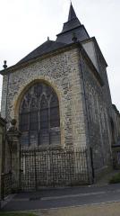Eglise Saint-Rémi de Laval-Dieu - Français:   église de l\'Abbaye de Laval Dieu .