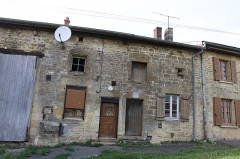 Maison natale de Dom Mabillon - This building is indexed in the Base Mérimée, a database of architectural heritage maintained by the French Ministry of Culture,under the reference PA00078508 .