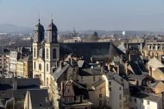 Eglise Saint-Charles-Borromée - German amateur photographer, wikipedian and mathematician