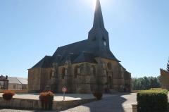 Eglise Saint-Pierre - Français:   Eglise Saint-Pierre de Villers-Semeuse