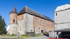 Château-ferme de Foisches - English: Château-ferme de Foisches / Ferme de Templiers, Foisches, France