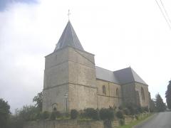Eglise - Français:   Église Saint-Martin de Remilly-les-Pothées (Ardennes, France)