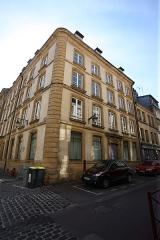Ancienne manufacture de draps - Français:   Manufacture de draps, 9, rue de Bayle, à Sedan (Ardennes, France)