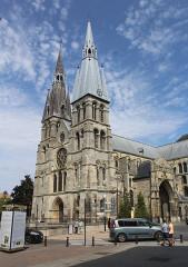 Eglise Notre-Dame-en-Vaux et son cloître - English: Châlons-en-Champagne, the Collégiale Notre-Dame-en-Vaux