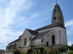 Eglise - English: Condé-sur-Marne (Marne) église